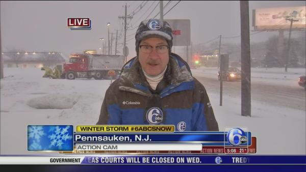 David Henry reports from Pennsauken