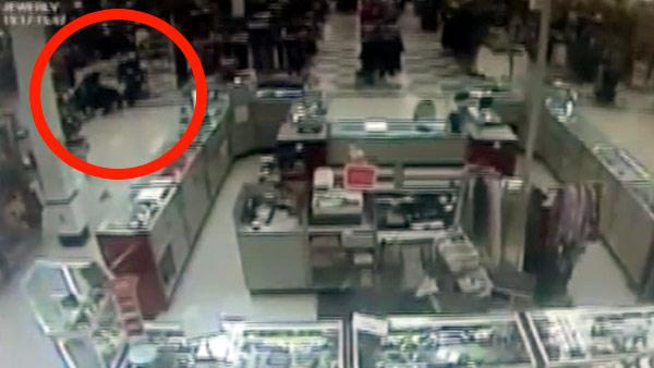 On video: Serviceman tackles NJ jewel thief