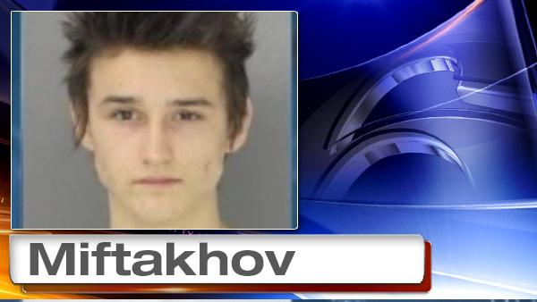 Charge: PSU student had weapon of mass destruction