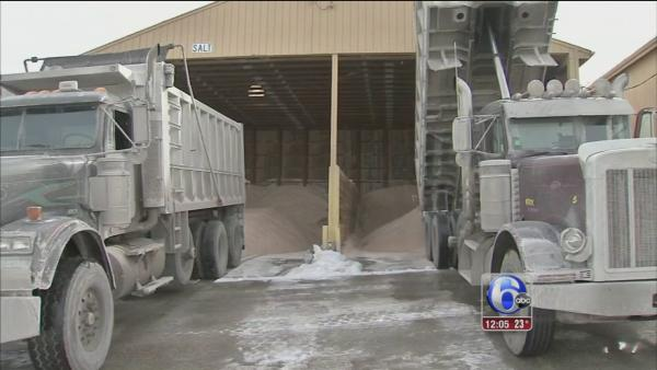 PennDOT gears up for the nor'easter
