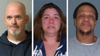 Arrests in Burlington City warrant sweep