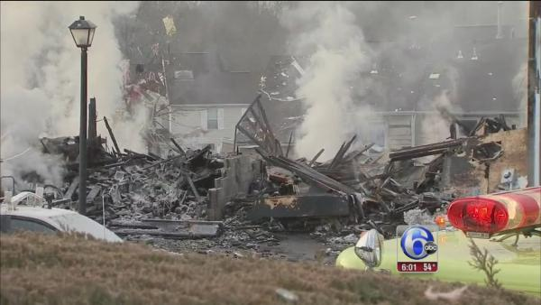 911 tapes released in Ewing Twp. explosion