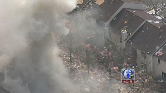 911 calls in Ewing Twp. blast released