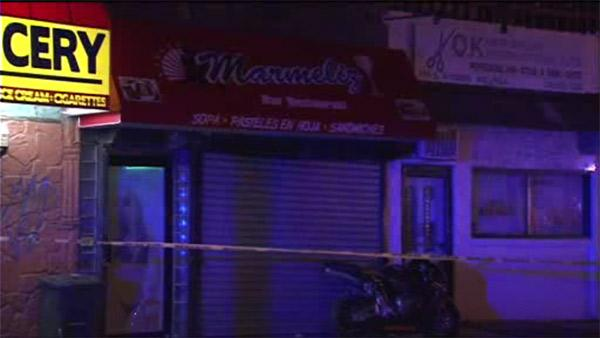 2 men shot inside Feltonville bar