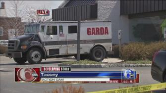 $105,000 taken in Tacony armored car heist