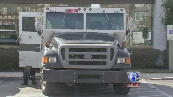Armored car heist investigation leads to Roxborough apartment