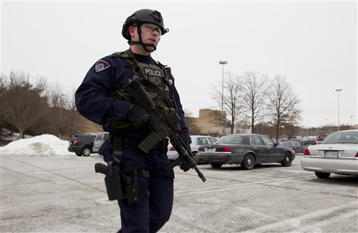 Shooting at mall in Columbia, Maryland.