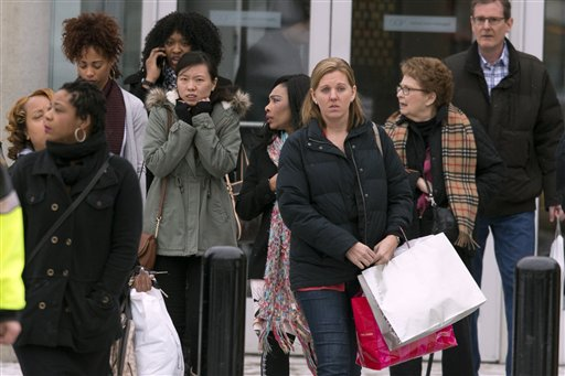 "<div class=""meta ""><span class=""caption-text "">Pictured: The scene after a shooting at a mall in Columbia, Maryland on Saturday, Jan. 25, 2014.  (AP Photo/ Evan Vucci)</span></div>"