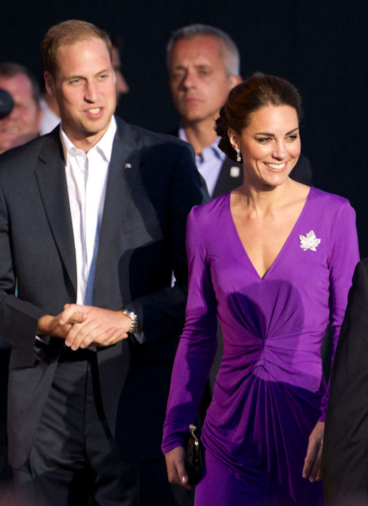 William and Kate's Royal tour of Canada
