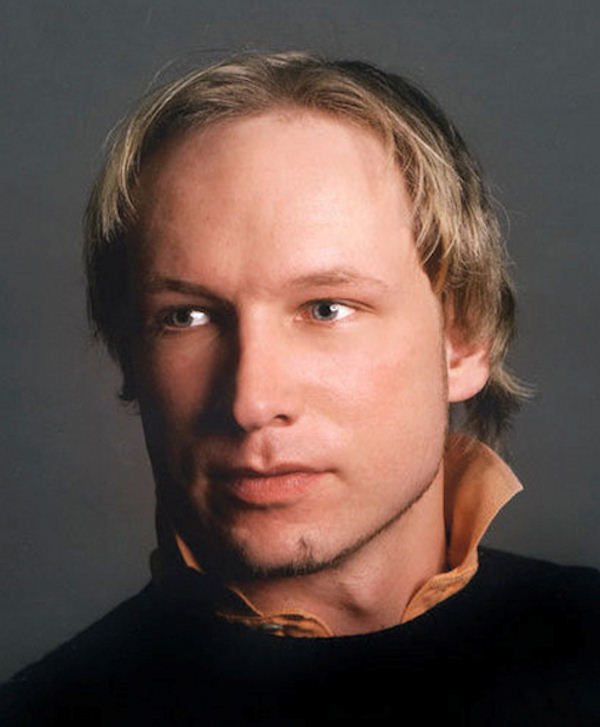 "<div class=""meta ""><span class=""caption-text "">This is an undated image obtained from the Twitter page of Anders Behring Breivik, 32, who was arrested Friday July 22, 2011 in connection to the twin attacks on a youth camp and a government building in Oslo, Norway. Breivik is a suspect in both the shootings and the Oslo explosion Friday. (AP Photo/Twitter, Anders Behring Breivik)</span></div>"