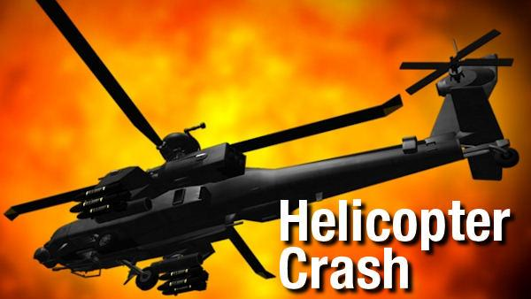 Copter collision kills 7 Marines in Calif. desert