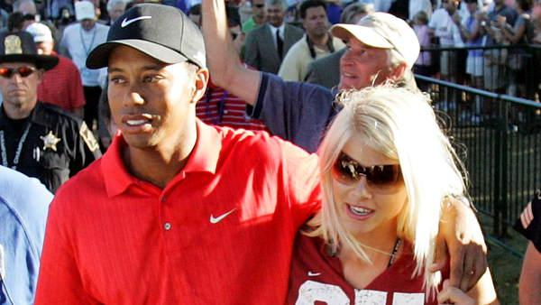 Tiger Woods, wife officially divorced