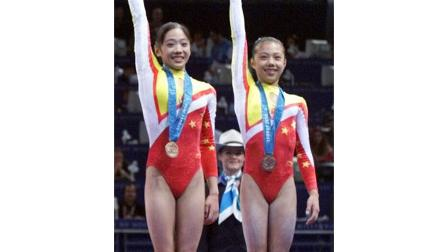 IOC strips 2000 Games bronze medal from China