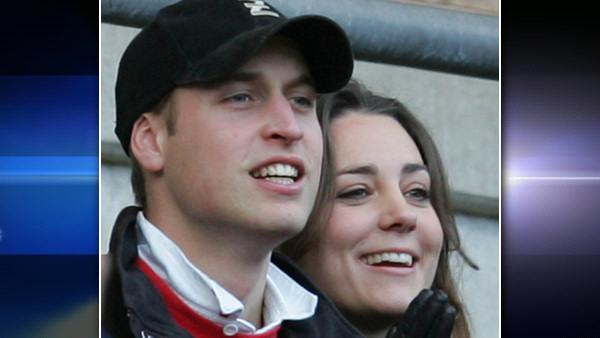 Prince William, Kate Middleton engaged