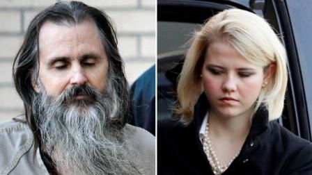 Brian David Mitchell and Elizabeth Smart