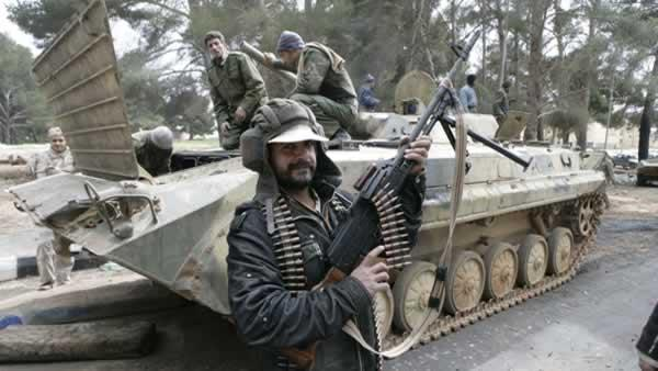 Libya rebels agains longtime dictator Moammar Gadhafi