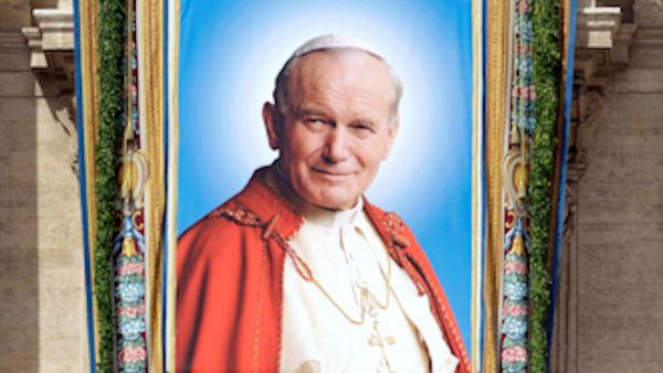 Pope Benedict beatifies John Paul II