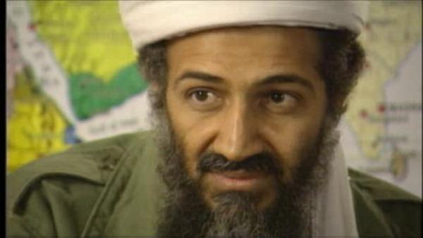 Candid videos show rare view of unkempt bin Laden
