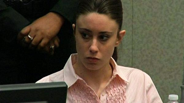 Casey Anthony files for bankruptcy in Florida