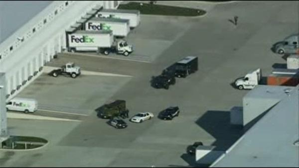 Shooting at FedEx facility