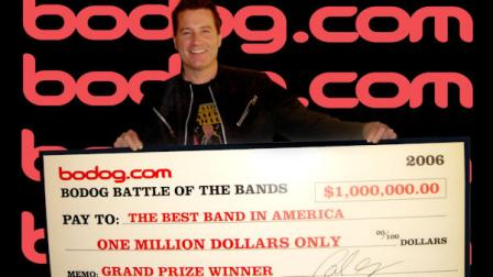 FILE - Calvin Ayre, founder of Bodog. (PRNewsFoto/Bodog Music)