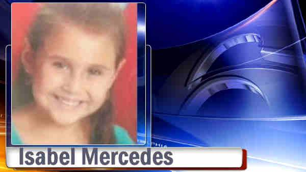 Police keeping missing girl's family from home