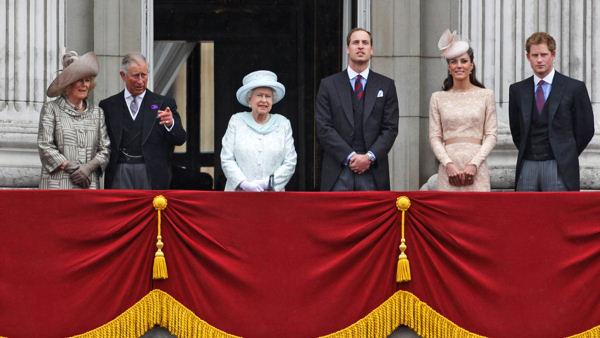 Star studded final day of Jubilee