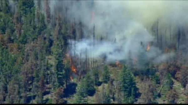 Toll from Colorado wildfire raised to 248 homes