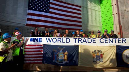 Obama tours new World Trade Center site | 6abc.