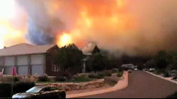 Obama to view fire damage in swing state Colorado