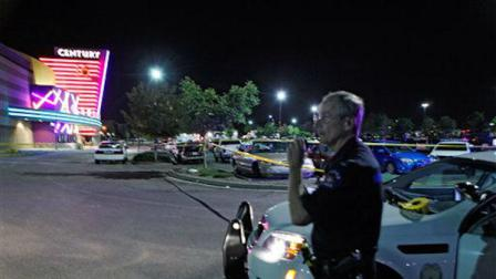 Colorado theater shooting