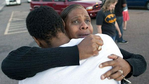 Police to meet with Colorado shooting victims' families