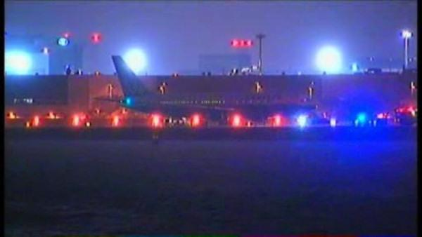 United plane diverts to Boston, no hazard found