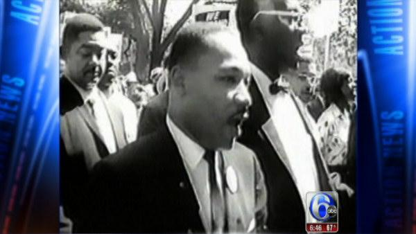 Unheard MLK audio found in attic