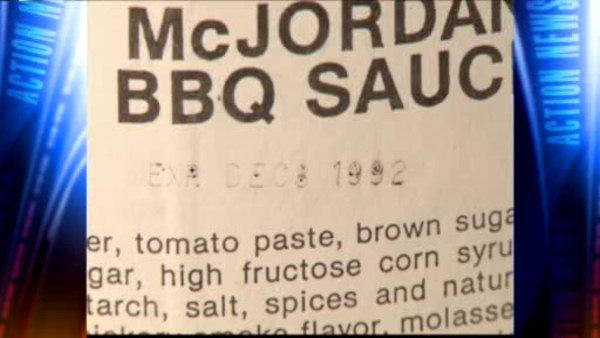 20-year-old BBQ sauce sold for $10,000