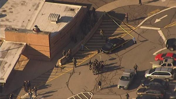 School shooting in Connecticut