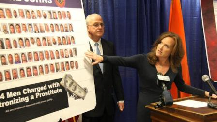 More than 100 arrested in New York prostitution sting