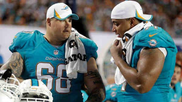 Dolphins' Martin meeting with NFL investigator