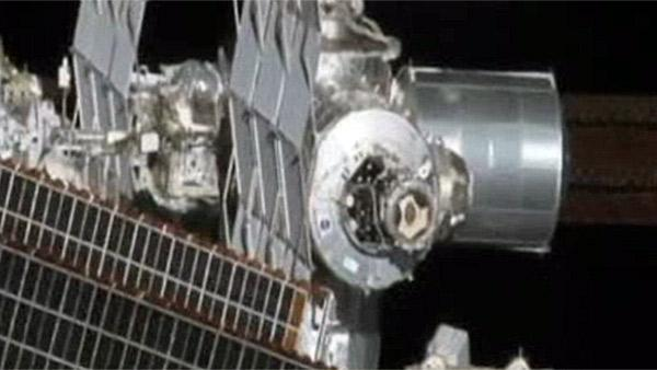 NASA: Space station may have bad valve