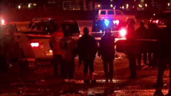 Multiple people stabbed after Denver football game