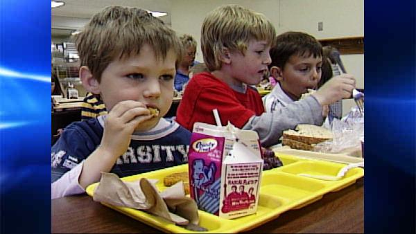 Guidelines would make school lunches healthier