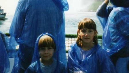 David Murphys kids have been repeatedly soaked at Niagara Falls.