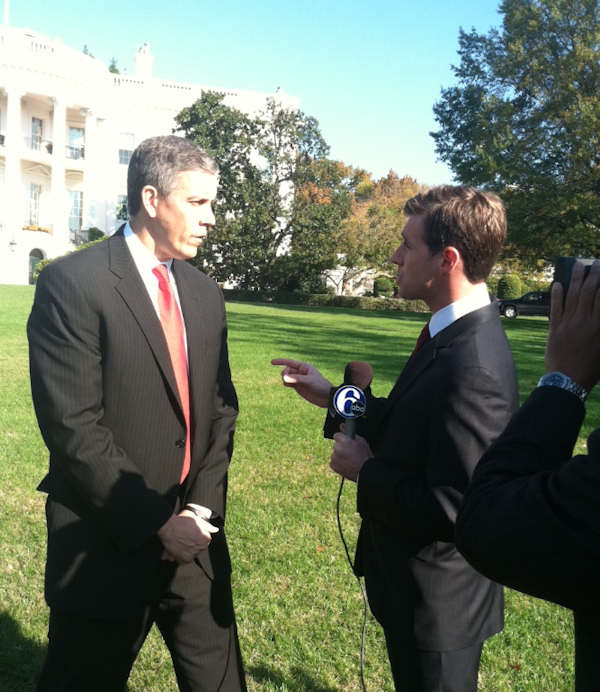 "<div class=""meta image-caption""><div class=""origin-logo origin-image ""><span></span></div><span class=""caption-text"">Action News' Brian Taff was at the White House on November 1, 2011 to interview President Barack Obama.</span></div>"