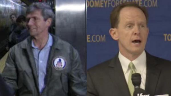 Sestak and Toomey start campaign