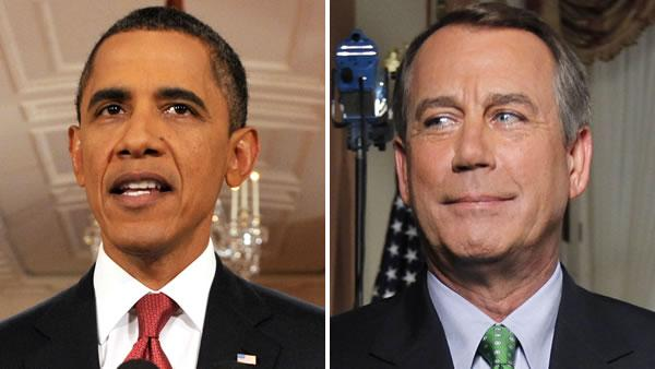 It's a deal: Obama, Congress reach debt deal