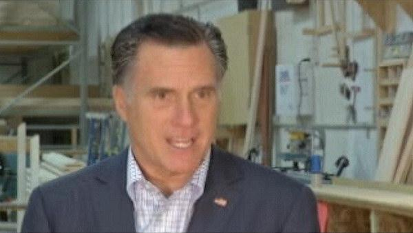 Romney looks to sweep 3 primaries, assails Obama