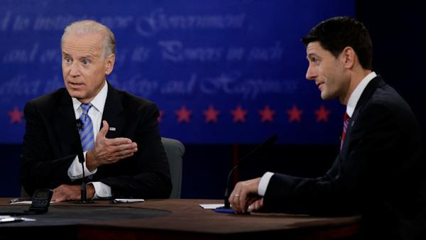 VP Debate: Biden, Ryan at each other on everything