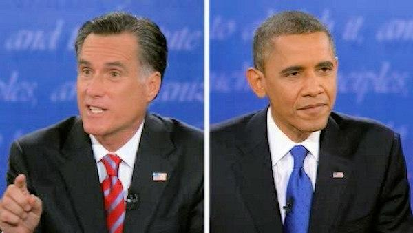 Face to face: It's the final Obama-Romney debate