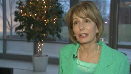 Sen. Barbara Buono announced that she will launch a campaign for New Jersey governor.