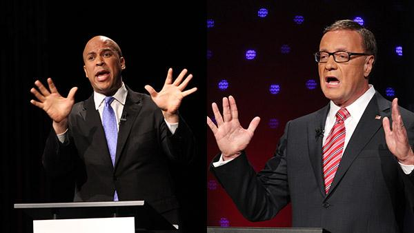 Rhetoric intensifies in 2nd NJ Senate race debate